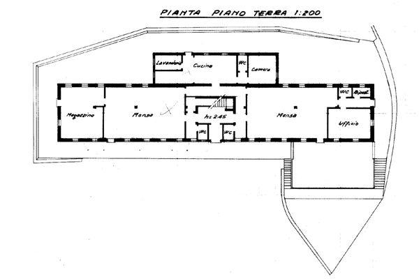 Immagine n1 - Planimetry - Ground floor - Asta 12793