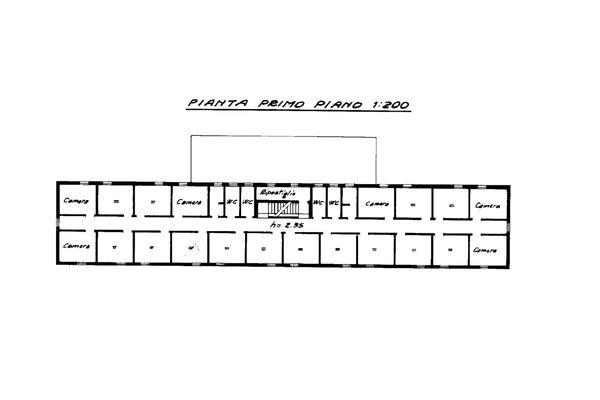Immagine n2 - Planimetry - First floor - Asta 12793