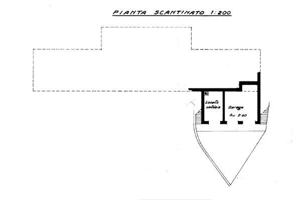Immagine n4 - Planimetry - Basament - Asta 12793