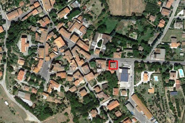 Immagine n0 - Planimetria - Vista aerea - Asta 1282