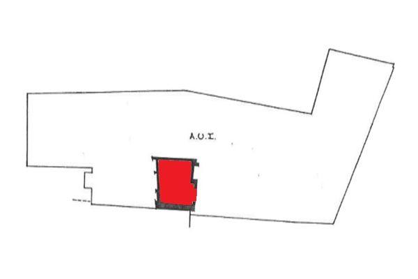 Immagine n1 - Planimetria - Piano interrato - Asta 129