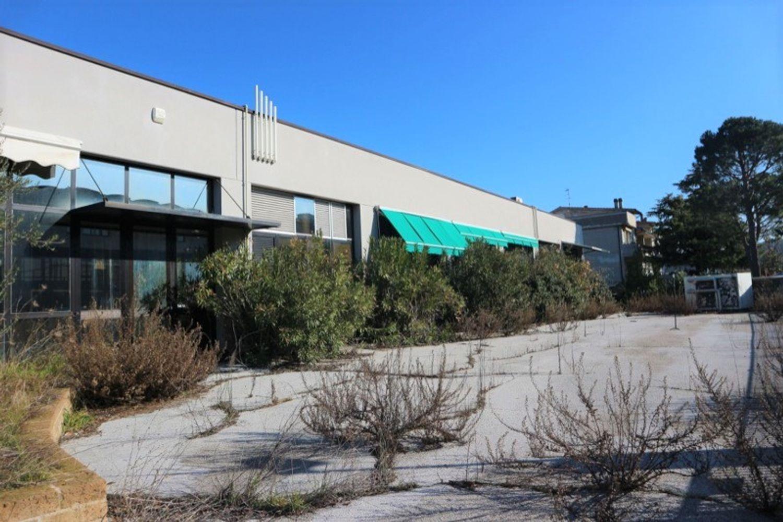#12917 Laboratorio al piano seminterrato con uffici in vendita - foto 6