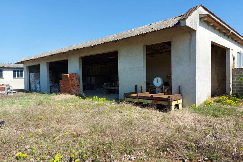 #12922 Complesso artigianale con magazzini e terreno in vendita - foto 8