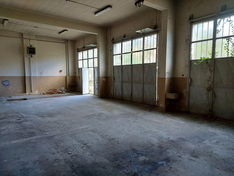 #12927 Fabbricato commerciale con abitazioni e ampia corte in vendita - foto 7