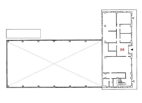 Immagine n0 - Planimetry - First floor - Asta 1299