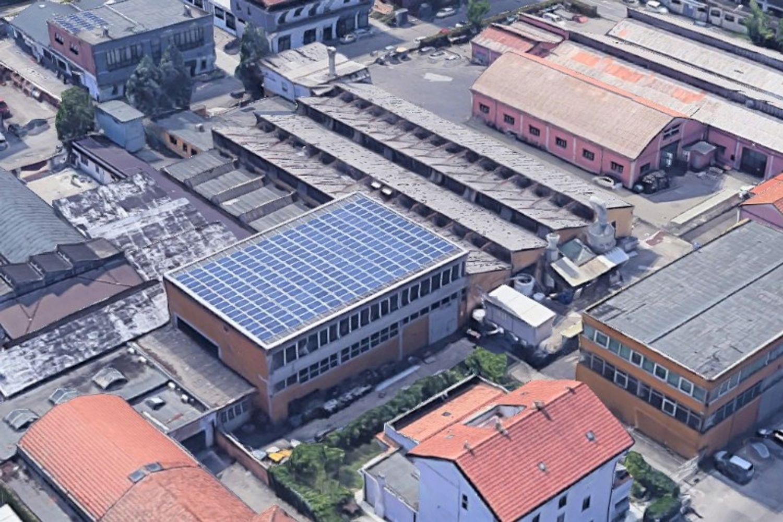 #12994 Capannone industriale con impianto fotovoltaico in vendita - foto 4