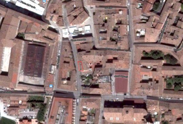 Immagine n0 - Planimetria - Vista aerea - Asta 130