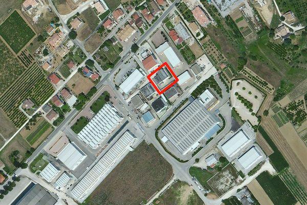 Immagine n0 - Planimetry - Aerial view - Asta 1300