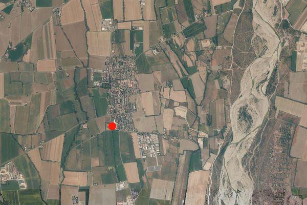 Immagine n0 - Planimetria - Vista aerea - Asta 1303