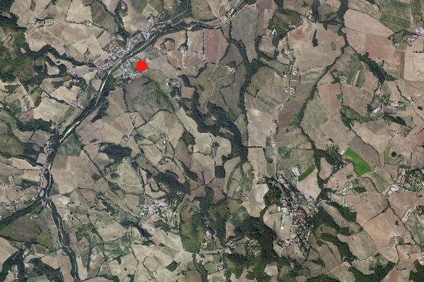 Immagine n0 - Planimetria - Vista aerea - Asta 1304