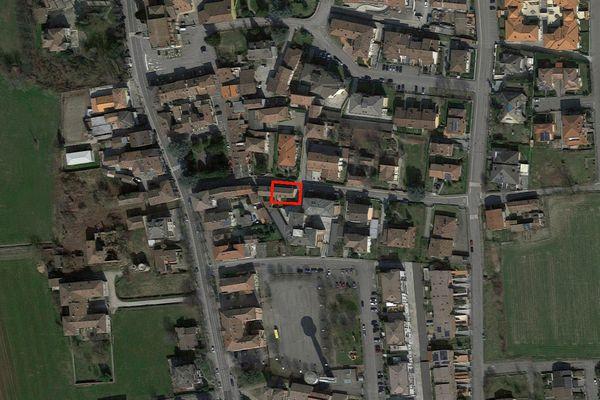 Immagine n0 - Planimetria - Vista aerea - Asta 1305