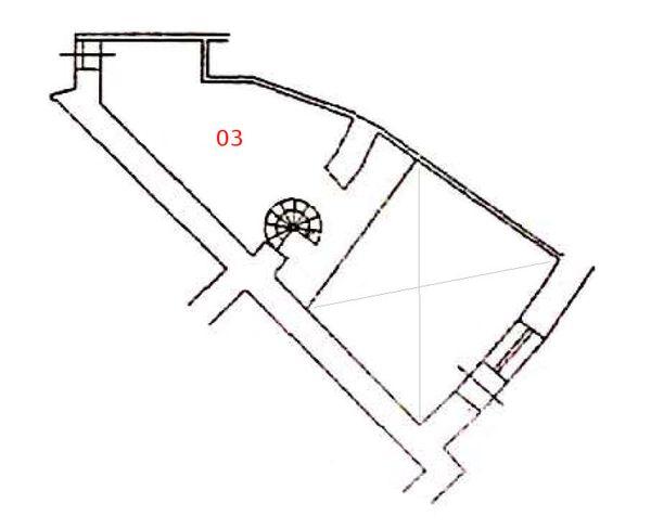 Immagine n0 - Planimetria - Piano primo - Asta 1306