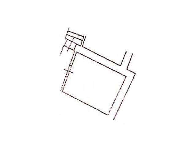 Immagine n3 - Planimetria - Piano interrato - Asta 1306