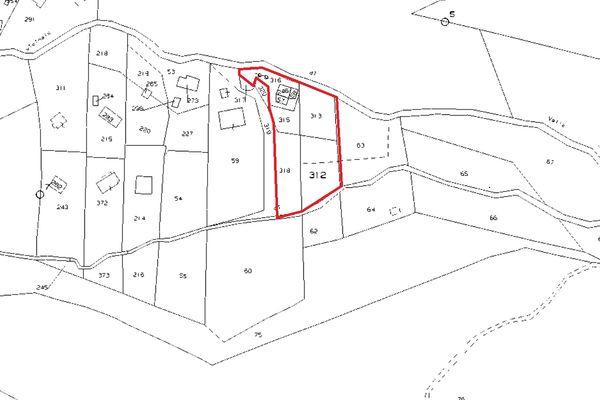 Immagine n1 - Planimetria - Elaborato planimetrico - Asta 13096