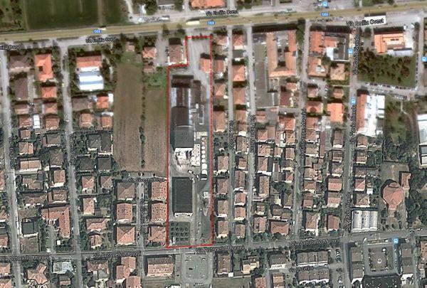 Immagine n0 - Planimetria - Vista aerea - Asta 131