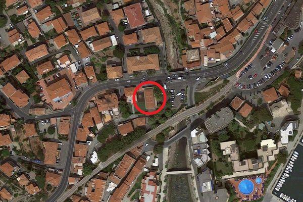 Immagine n0 - Planimetria - Vista aerea - Asta 13100