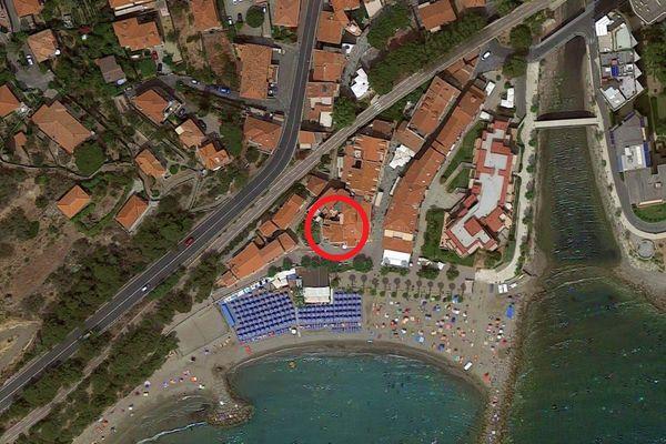 Immagine n0 - Planimetria - Vista aerea - Asta 13101