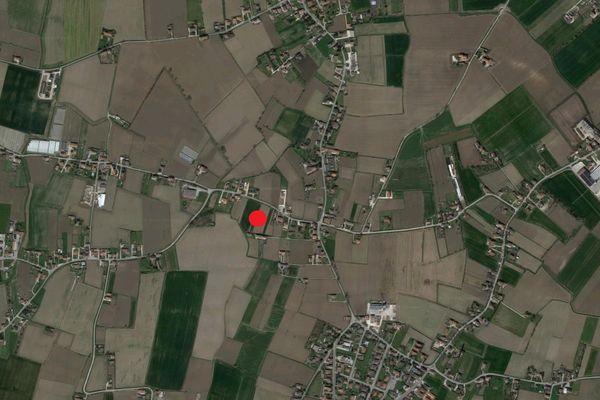 Immagine n0 - Planimetria - Vista aerea - Asta 1312