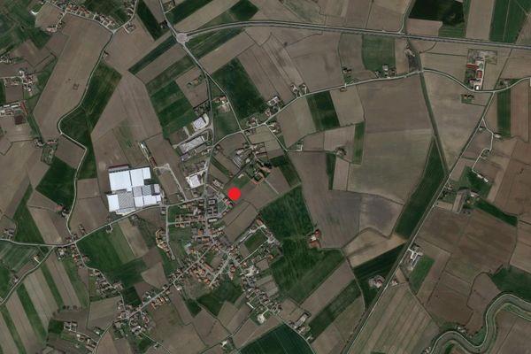 Immagine n0 - Planimetria - Vista aérea - Asta 1313