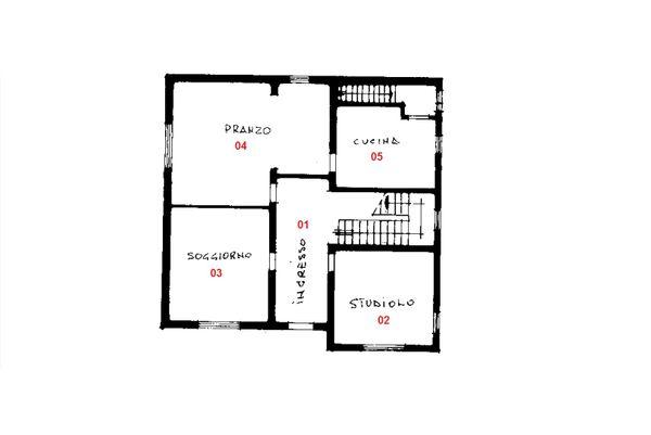 Immagine n4 - Planimetria - PT - Abitazione - Asta 1314