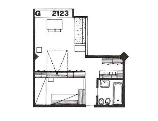 Immagine n0 - Planimetry - First floor - Asta 1316