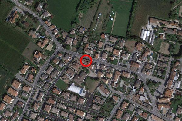 Immagine n0 - Planimetria - Vista aerea - Asta 13178