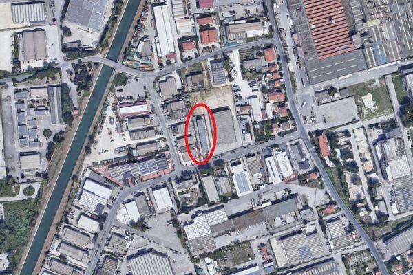 Immagine n0 - Planimetria - Vista aerea - Asta 13183
