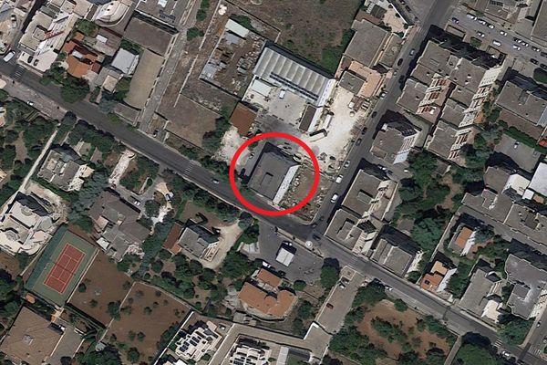 Immagine n0 - Planimetria - Vista aerea - Asta 13269