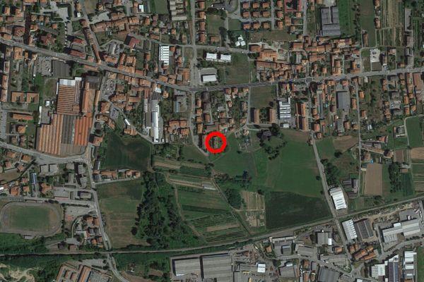 Immagine n0 - Planimetria - Vista aerea - Asta 13286