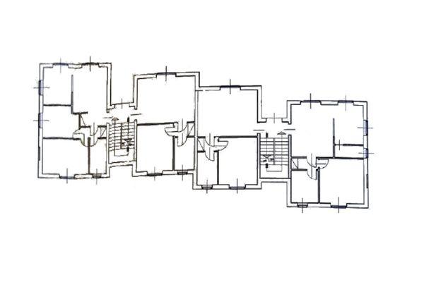 Immagine n2 - Planimetria - Piano primo - Asta 13286