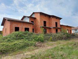 Fabbricato residenziale in corso di costruzione