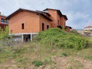 Immagine n1 - Fabbricato residenziale in corso di costruzione - Asta 13286