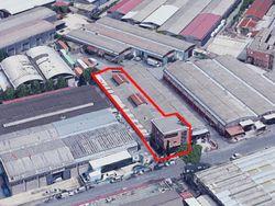Capannone industriale con palazzina uffici