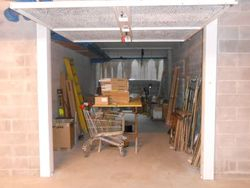 Car garage with cellar in the basement  sub     - Lot 1333 (Auction 1333)