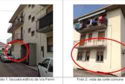 Appartamento con doppio garage