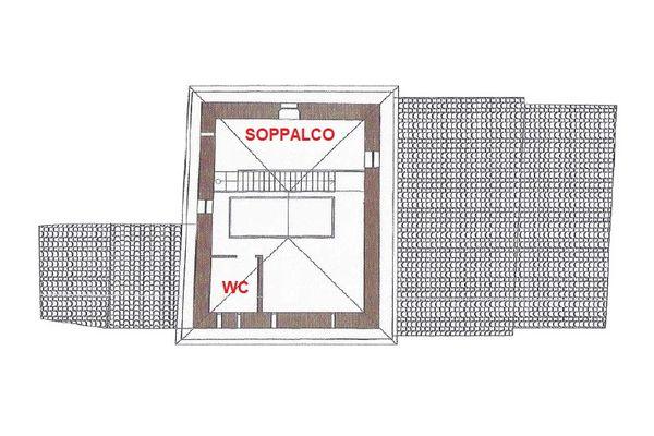 Immagine n4 - Planimetry - Third floor - Asta 13390