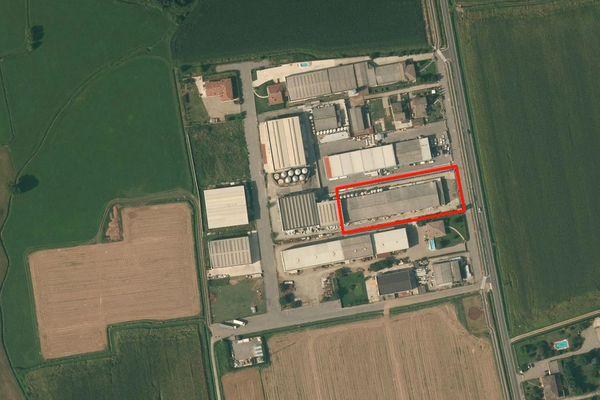 Immagine n0 - Planimetria - Vista aerea - Asta 1347
