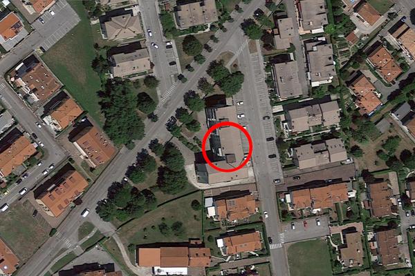 Immagine n2 - Planimetria - Vista aerea - Asta 13525