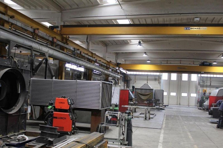 #13645 Cessione complesso aziendale dedito a produzione macchine per settore cartario in vendita - foto 6