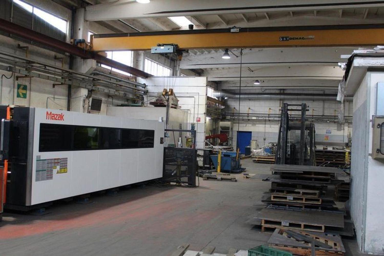 #13645 Cessione complesso aziendale dedito a produzione macchine per settore cartario in vendita - foto 7