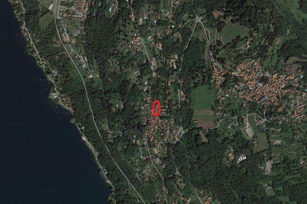 Immagine n0 - Planimetria - Vista aerea - Asta 13656