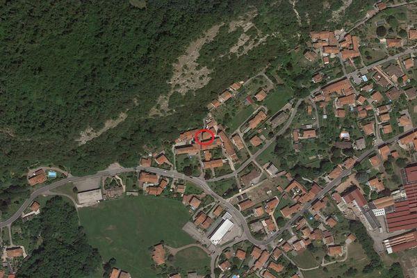 Immagine n0 - Planimetria - Vista aerea - Asta 13699