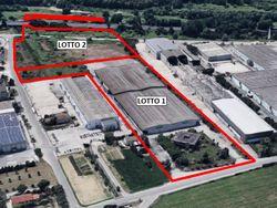Opificio industriale e terreni