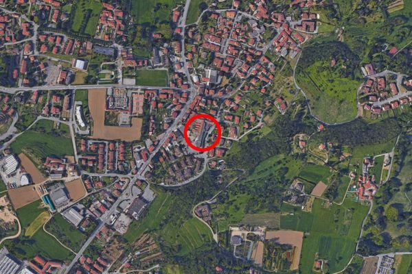 Immagine n0 - Planimetria - Vista aerea - Asta 13747