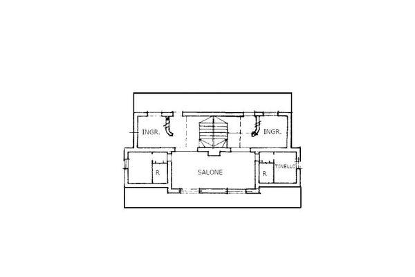 Immagine n2 - Planimetria - Piano Terra - Asta 14044