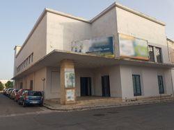 Cinema teatro di 1.034 mq in centro storico