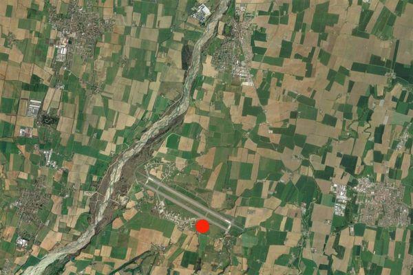 Immagine n0 - Planimetria - Vista aerea - Asta 1435