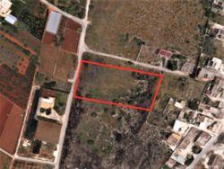 Terreno agricolo in parte edificabile - Lotto 14353 (Asta 14353)