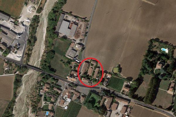 Immagine n0 - Planimetria - Vista aerea - Asta 1437