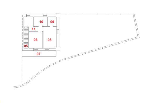 Immagine n5 - Planimetria - Piano primo - Asta 1437